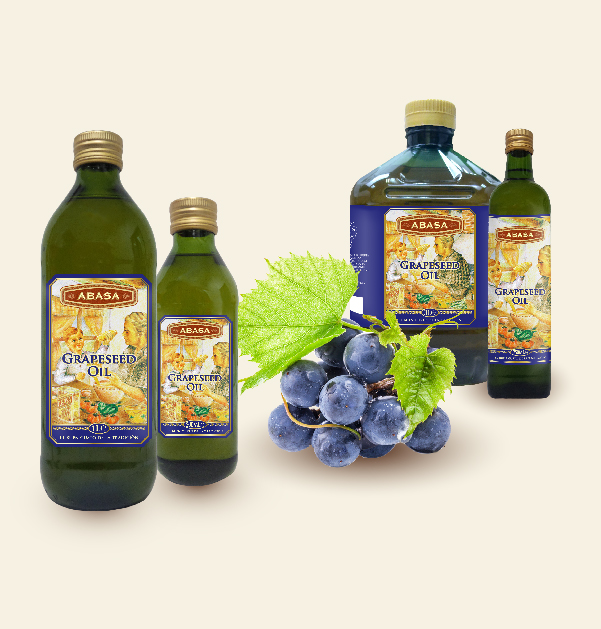 grapeseed oil aceites abasa baena spain